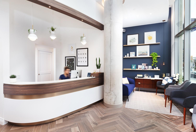 Bitehaus Toronto Dental Clinic | Front Office