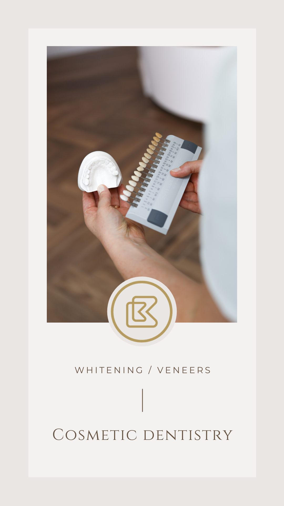 For chipped and discoloured teeth, teeth whitening in combination with non-invasive bonding or minimally-prepped veneers are great options for enhancing your natural smile.